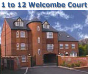 1 to 12 Welcombe Court